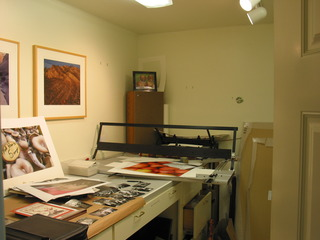 Graphics Art Room Before